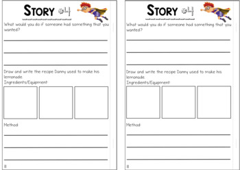 What Should Danny Do? Activity Booklet