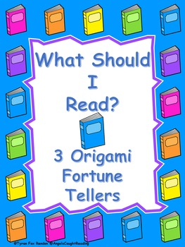 What Should I Read?
