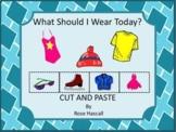Life Skills, What Should I Wear Today? Life Skill Tasks, C
