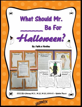 What Should Mr. _____________ Be For Halloween