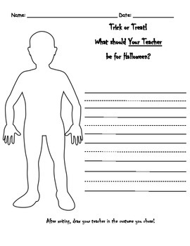 What Should Your Teacher Be for Halloween?