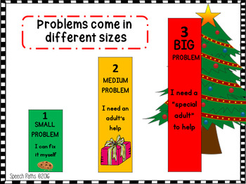 Emotional Regulation: What Size Is Santa's Problem?
