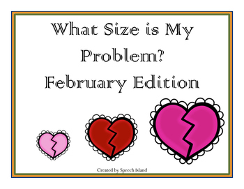 What Size is My Problem: February Edition