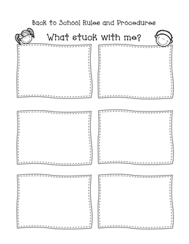 What Stuck with Me?
