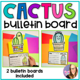 What Stuck with You Bulletin Board- Cactus Bulletin Board
