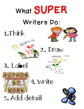 What Super Writers Do
