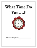 What Time Do You.... Distance Learning
