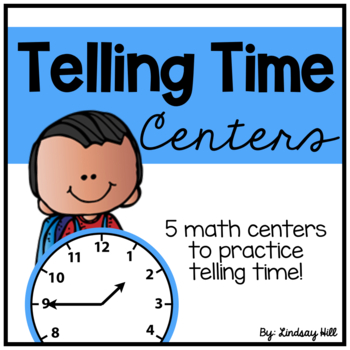 What Time Is It? Centers