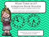 What Time Is It? Adaptive book bundle!
