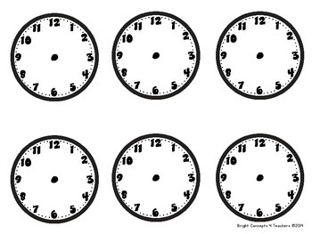 What Time Is It? {FREEBIE}