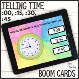 What Time Is It? Telling Time to the Quarter-Hour Boom Car