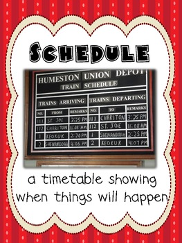 What Time Is It? - Wonders First Grade - Unit 3 Week 1