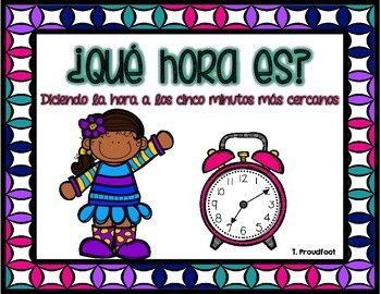 What Time is It? (Spanish)