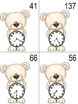 What Time is is Baby Polar Bear