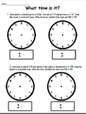 Time: What Time is it?