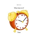 What Time is it? Center