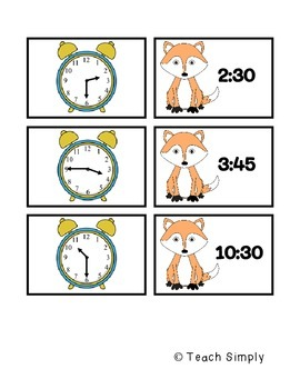 Digital and Analog Time match