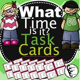 Time Task Cards (Telling time)