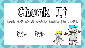 What To Do When You're Stuck On a Word Posters Robots and Teal