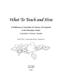 What To Teach and How: Sequences Level 2