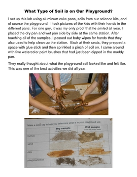What Type of Soil Is On Our Playground