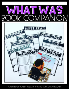 What Was Book Companion