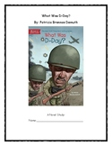 What Was D-Day? Novel Study