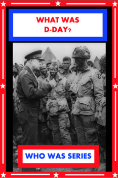 What Was D-Day? Book Unit