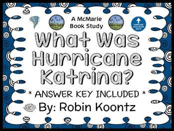 What Was Hurricane Katrina? (Robin Koontz) Book Study / Co