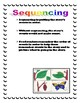 What Was I Scared Of? Read Aloud Lesson Plan (Sequencing)