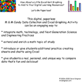 What Was in YOUR Bag? M & M Candy Excel-lent Graphing