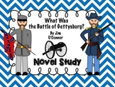 What Was the Battle of Gettysburg Novel Study