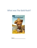 What Was the Gold Rush? Text Unit