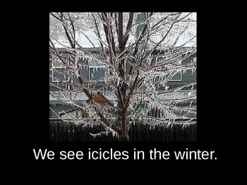 What We See in the Winter Movie with Music