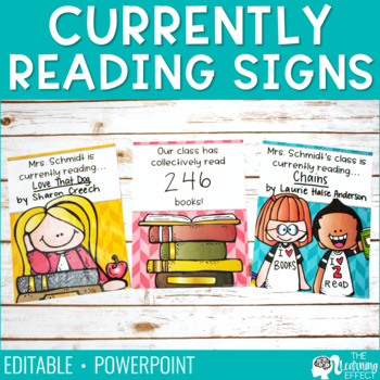 What We're Reading Posters