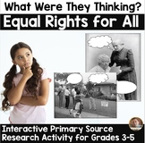 What Were They Thinking?: A Civil and Women's Rights Research Activity