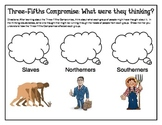 What Were They Thinking? Three-Fifths Compromise Worksheet