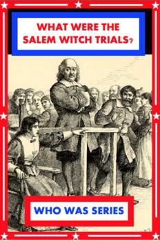 What Were the Salem Witch Trials? Book Unit