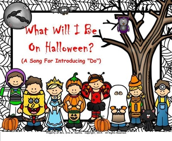 "What Will I Be On Halloween - Presenting ""Do"" - (SMNTBK Edition)"