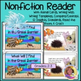 What Will I Find in the Great Barrier Reef Nonfiction Reader & Actvities