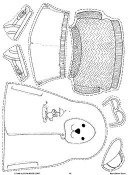 What Will Little Bear Wear? (Bear Books)