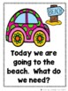 What Will We Need When We Go to the Beach (Emergent Reader and Lap Book)