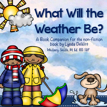What Will the Weather Be Book Companion
