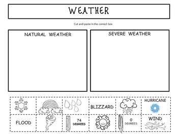 What Will the Weather Be?  by  Lynda DeWitt  ~   22  pgs. Common Core Activities