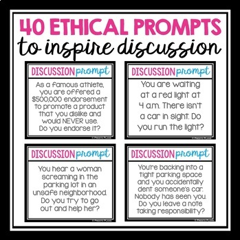DISCUSSION ACTIVITY: What Would You Do?