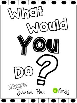What Would You Do Journal Pack