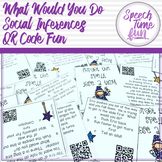 What Would You Do Wizarding Social Inferences QR Code Fun