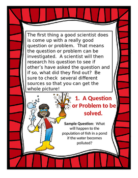 What Would a Scientist Do?