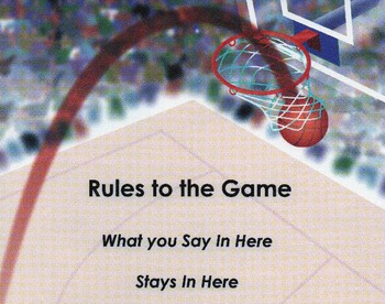 Rules Of The Game (What you say stays in Here)
