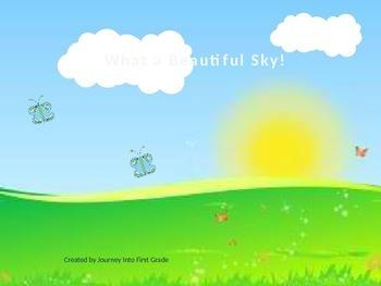 What a Beautiful Sky (Kindergarten Journeys Unit 3 Lesson 15)